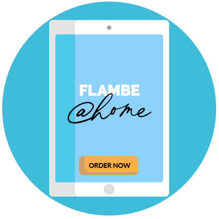 flambe delivery